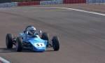 Formule Ford historic - Trophee historique Dijon-Prenois 2008