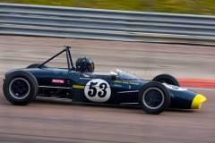 THB 2008 : Formule Junior
