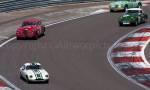 51 Lotus Elite, 33 Lancia Aurelia B20 GT,49 Triumph TR3,26 MGA Twincam
