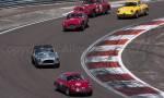 10 Alfa Roméo Giulia SZ,99 AC Aces Bristol,25 AC Ace Bristol,33 Lancia Aurelia B20, 12 Alfa Roméo Giulia SZ