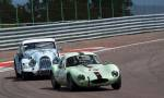 15 Ginetta G4,59 Morgan +4 Supersport