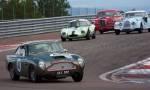 48 Aston Martin DB4GT,15 Ginetta G4,59 Morgan +4,33 Lancia Aurelia