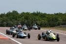 94 Lotus 22 - 85 Lotus 20/22 - 71 Brabham BT2 - 66 Brabham BT6 - 87 Lola mk5A - 165 Lotus  22