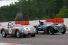 5 Jaguar Type C - 77 Cooper T20 sport