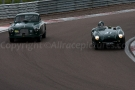41 Aston Martin DB3S - 67 Aston Martin DB2