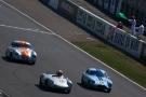 Plateau 3 : Porsche 550A 16 - Lotus Elite 12 - Porsche 356 71