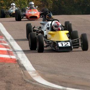 12 Van Diemen RF79,46 Van Diemen RF80,99 Brabham BT28,76 Brabham BT15