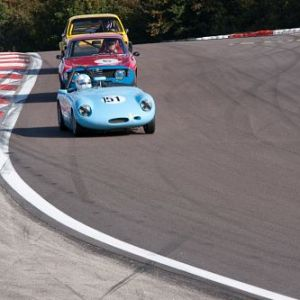 151 Austin Healey Monza,6 Alfa Roméo Sprint GT, 71 Opel Kadett GTE